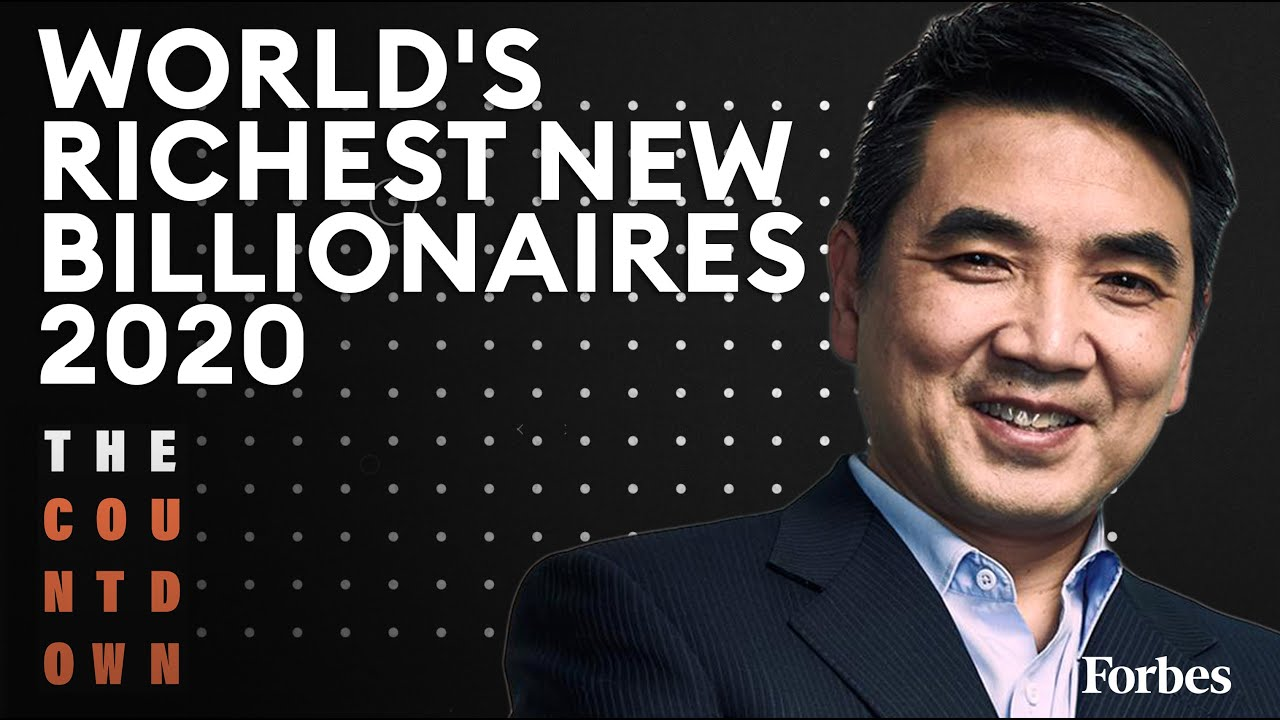 Download Eric Yuan, Mackenzie Bezos Among World's Newest Billionaires | The Countdown | Forbes