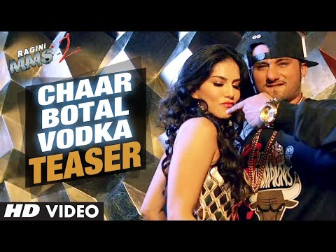 Chaar Botal Vodka Video Song Teaser 2 (First Look) | Ragini MMS 2 | Sunny Leone, Yo Yo Honey Singh