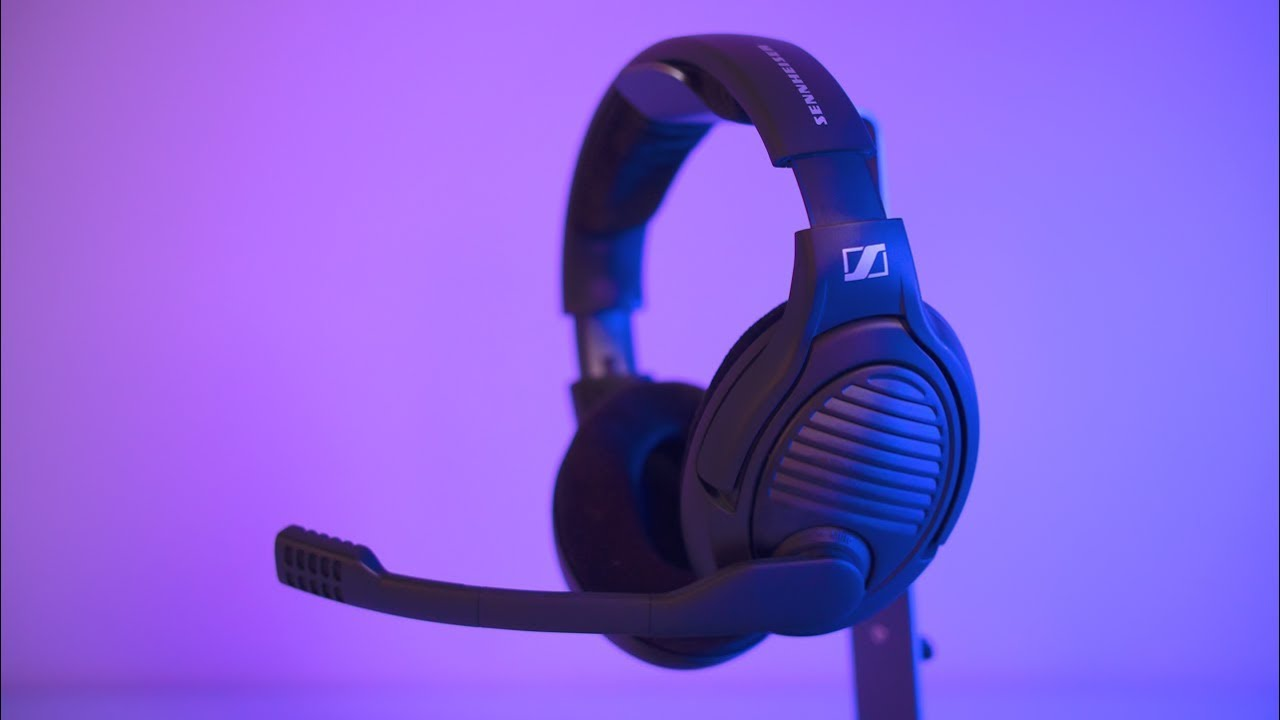 BEST Gaming Headset! || Sennheiser PC37X by Jared Busch