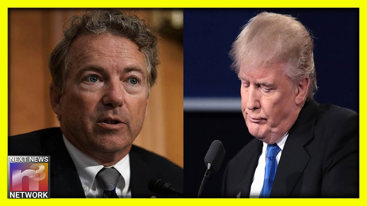 Rand Paul Undergoes Surgery To Remove Damaged Lung Tissue from Crazed Leftist Assault