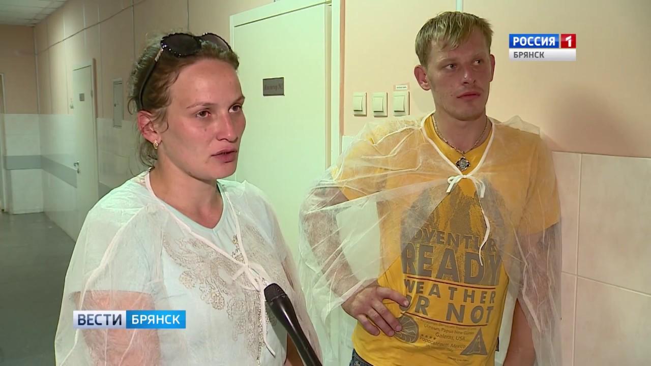 Даниил П., освободившийся из ИК-1 Брянской области - YouTube