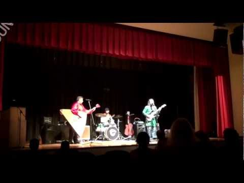 Balalalika Bros in Beeville Tx Feb 8 2013 and Eastside Showroom Austin Tx