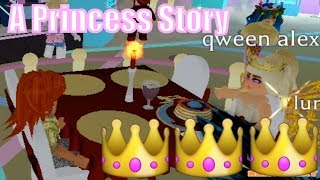 Princess to Peasant Royale High Part 1 (Roblox story)