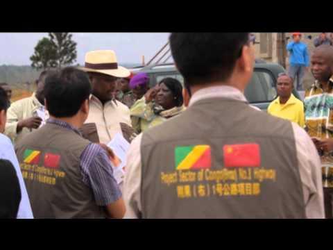Les Grands Travaux au Congo (Aout 2011) - Partie 1 - Africa Works / Voxafrica
