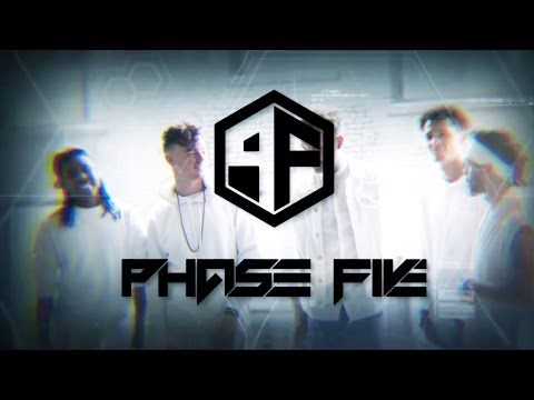 Phase Five - Living In The Moment (Official Lyric Video)