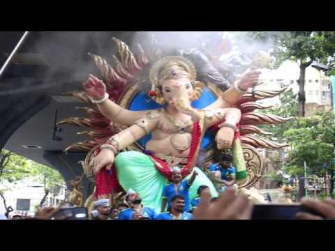 Maza Bappa Re Vajat Gajat Aala.........New Ganpati Song 2017