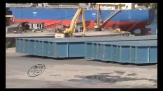 New Tappan Zee Bridge Girders Assembled At Port Of Coeymans - News 12 Westchester