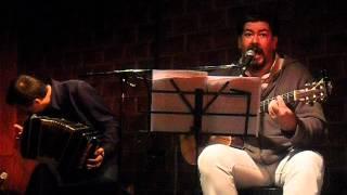 """Pablo Olmedo - Marcos Peruzzo """"Las estatuas"""" Letra: María E. Walsh - Música: Oscar Alem"""