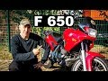 Most Popular Budget Adventure Motorcycles - BMW F 650 (1996)