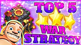 BEST TH10 WAR STRATEGIES 2019! | CLASH OF CLANS | (3 star every base)