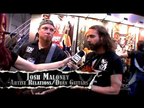 Grady Champion/Dime Amps At Dean Guitars NAMM 2009