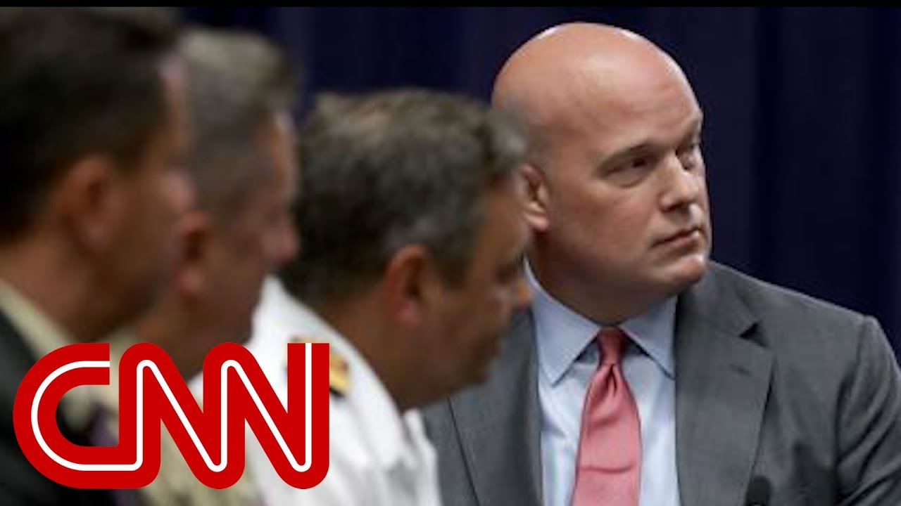 Matthew Whitaker Hearing Updates: He Declines to Defend the Russia Inquiry
