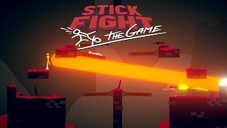 Stick Fight: The Game - That's One Big Laser [ONLINE]