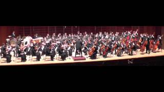 2013 Houston Youth Symphony - Tchaikovsky #6, I. Adagio - Allegro non troppo