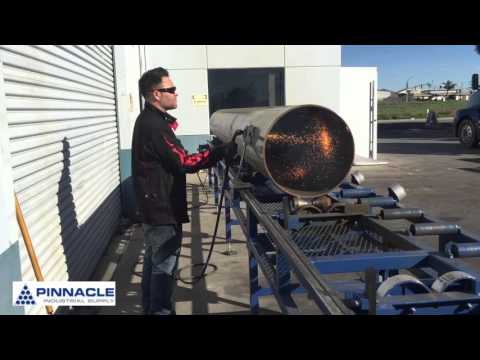 Big Cut Pinnacle Industrial San Diego Plasma Cutter