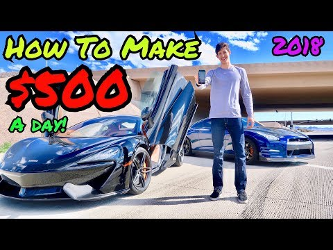 How To Make +$500 A Day   Stock Market