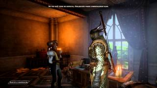 Dragon Age Inquisition Buying Super- Valuable Item in Val Royeaux Compra Objeto Super Valioso HD