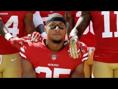 """Eric Reid SELLING OUT The Colin Kaepernick """"Protest""""?"""