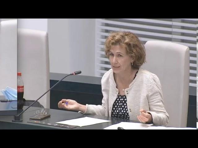 """Maite Pacheco: """"Los mayores cumplirán las reglas de seguridad que se les pida"""""""