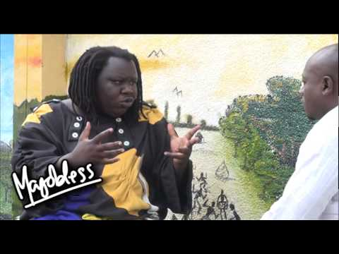 MAJOBLESS  S01E01 with Mrisho Mpoto,Anthony Luvanda