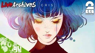 #1【アドベンチャー】おついちの「Gris(グリス)」【Live】