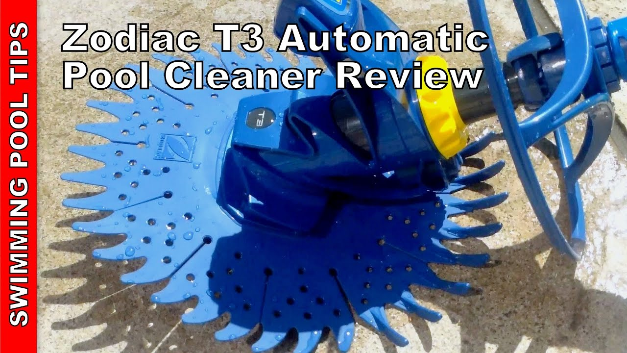 Zodiac T3 Automatic Pool Cleaner Review