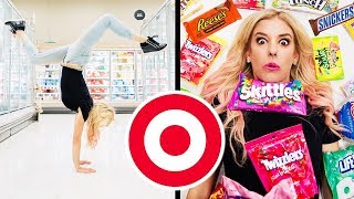 We Almost got KICKED OUT of Target! | Instagram Photoshoot Video
