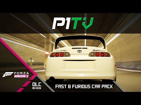 Forza Horizon 2 - Furious Car Pack - DLC Review 2/2 Supra bis zum Anschlag getunt! [Xbox One]