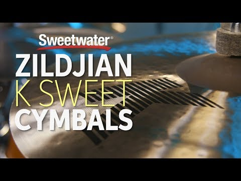 Zildjian K Sweet Cymbals Review