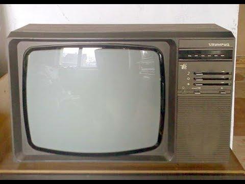 Разбор телевизора ИЗУМРУД 40ТБ-308