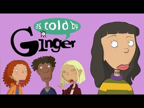 As Told By Ginger is underappreciated.