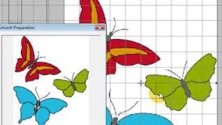 Auto Digitizing with Bernina Designer Plus Part 1