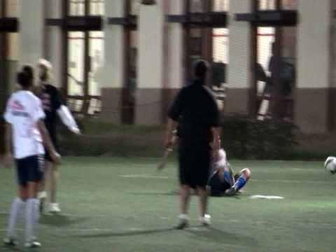 UCSB Gauchosplay 1st intramural soccer day