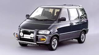 Nissan Serena First generation C23 1991
