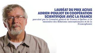 Comparer la forêt boréale du Canada, de la France et d'ailleurs: Yves Bergeron, prix Acfas 2019