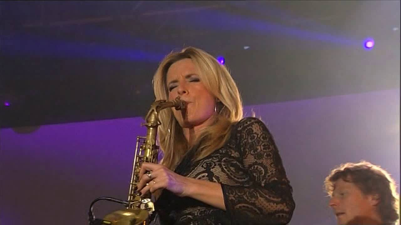 Candy Dulfer Pick Up The Pieces Part 3 Youtube