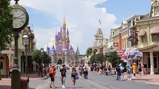 Back At Disney World's Magic Kingdom For The First Official Reopening Day! | How Crowded Is It?