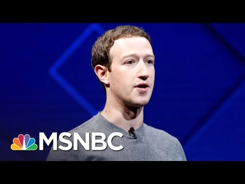 Soon Facebook Users Will Know If Their Data Was Shared With Cambridge Analytica   MSNBC