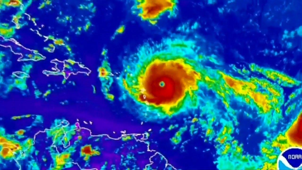 The Caribbean, southern U.S. brace for Hurricane Irma