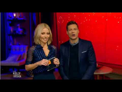 Live Kelly and Ryan December 7 2017