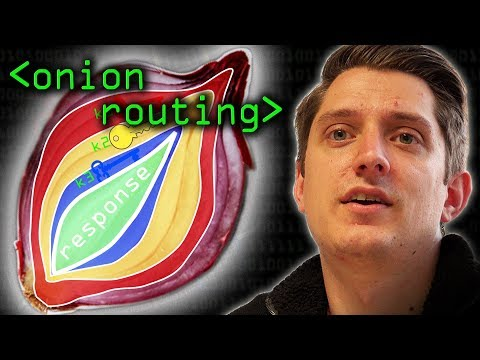 Onion Routing -
