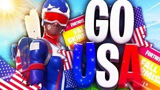 JE PARS AUX USA POUR LE SKIRMISH (29 Kills) - Fortnite (Battle Royale)