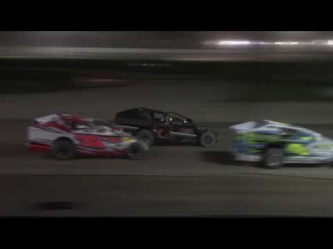 Ramsomville Speedway Modified Feature Highlights 5-11-18