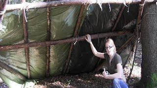 Building A Bug Out Camp Part 1