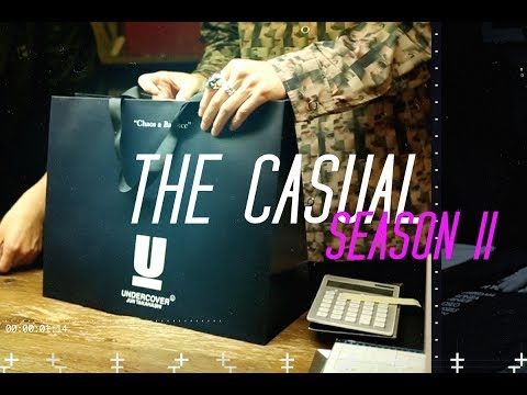 Japanese Street Fashion, Culture, and Lifestyle | THE CASUAL SEASON TWO