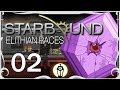 How I Learned to Stop Worrying & Love the Erchius | Let's Play Starbound Elithian Races Mod Ep 2