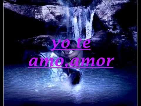 grupo yoga-yo te amo (letra)