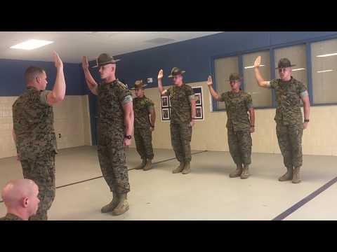 SSgt Miller- Platoon 3053- Lima Company- 3rd Battalion- Parris Island