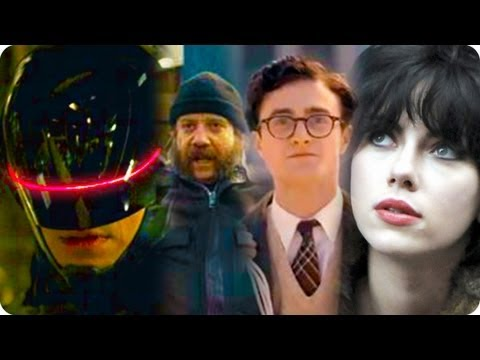 Trailer Reviews | ROBOCOP (2014), KILL YOUR DARLINGS, ALL IS BRIGHT, UNDER THE SKIN, & More!