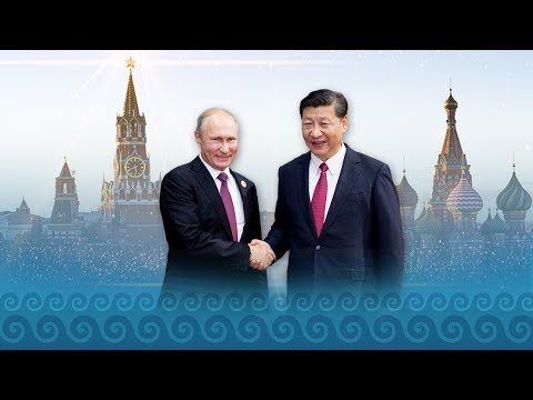 China and Russia are two important major countries in the world., From YouTubeVideos